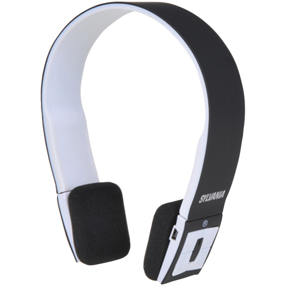Bluetooth Wireless Headset Walmart: Bluetooth(R) Headphones With Microphone (Black