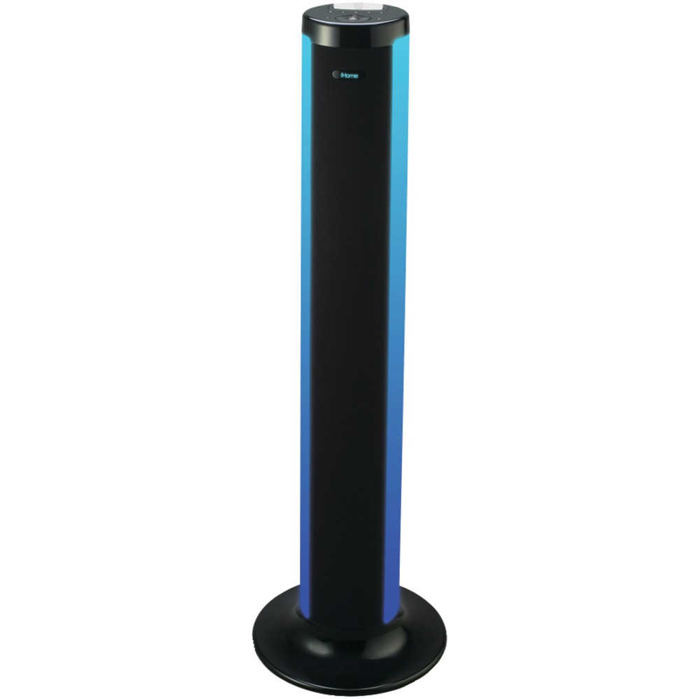 Ihome Ip76wz Bluetooth R Led Color Changing Tower