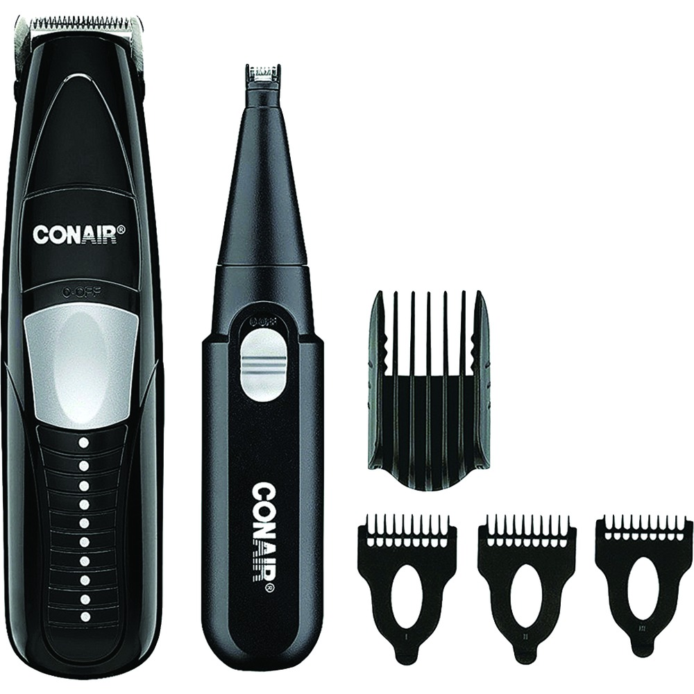 conair gmt176cs 2 in 1 beard mustache trimmer. Black Bedroom Furniture Sets. Home Design Ideas