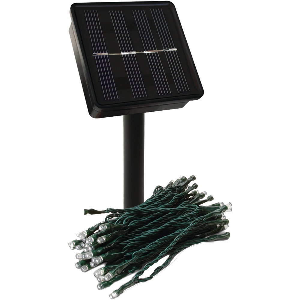 String Lights Solar : ECOTHINK 155024 Solar String Lights