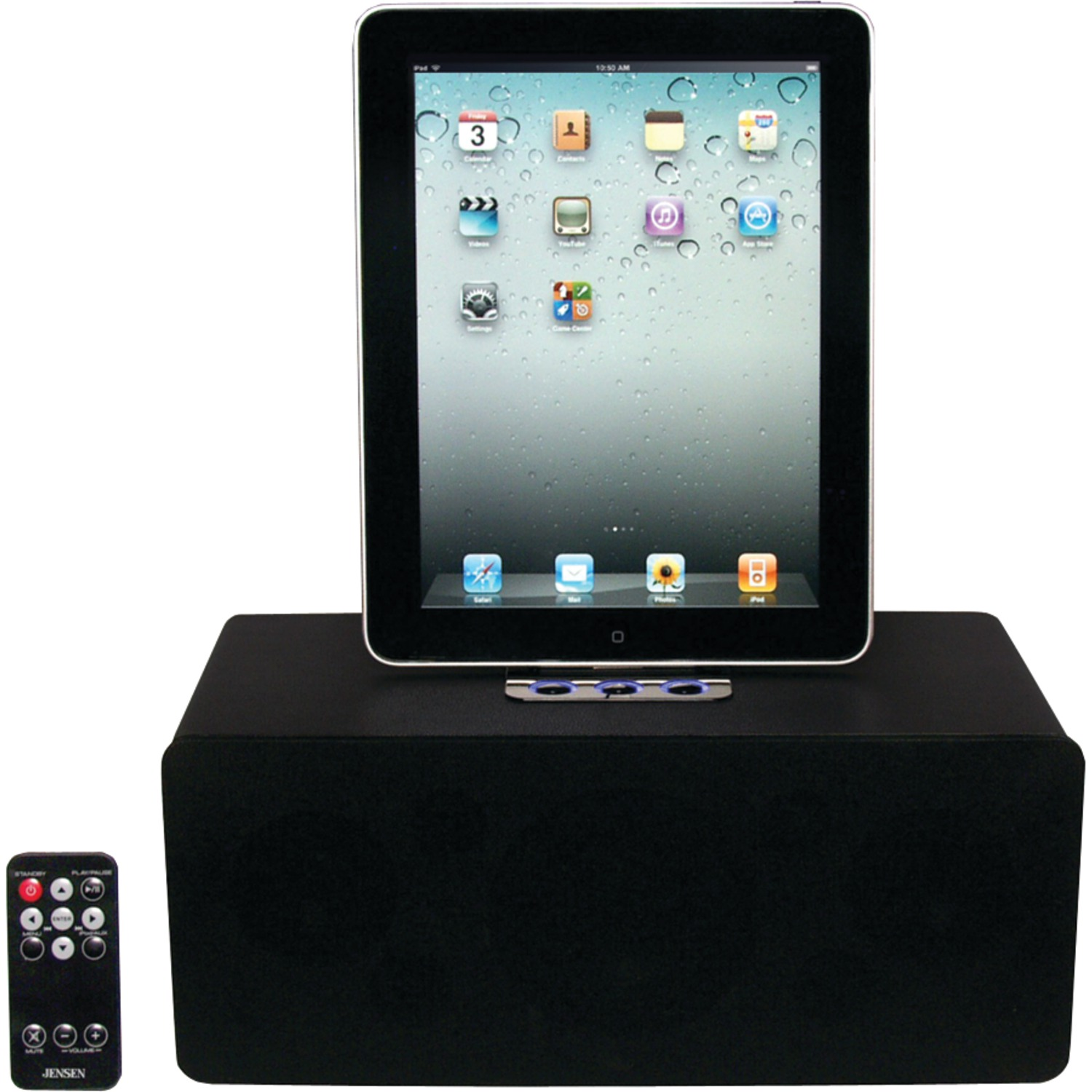 iphone docking station with speakers jips 290i r iphone r ipod r universal 17638
