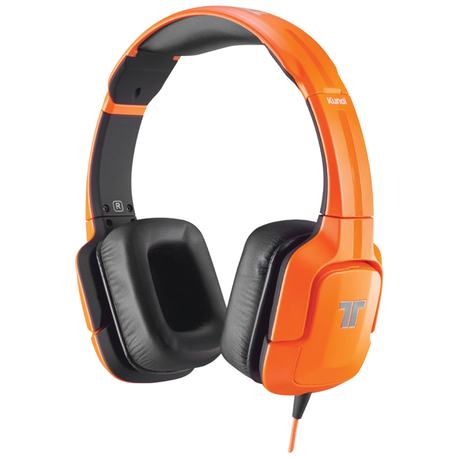 Tritton tri903570a10 kunai mobile stereo headset orange for Orange mobel