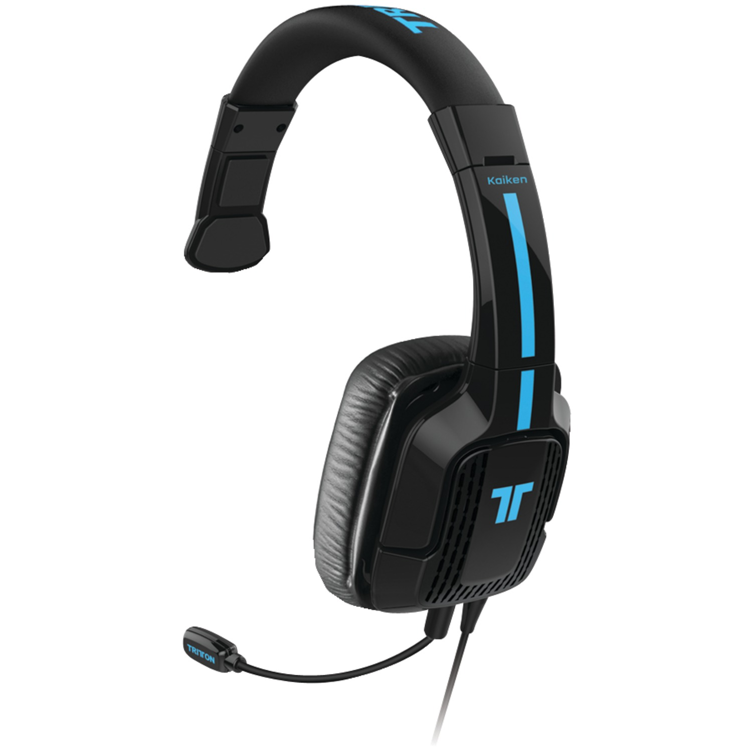 madcatz tri898020002 02 1 tritton r kaiken tm mono chat headset for ps4 tm. Black Bedroom Furniture Sets. Home Design Ideas