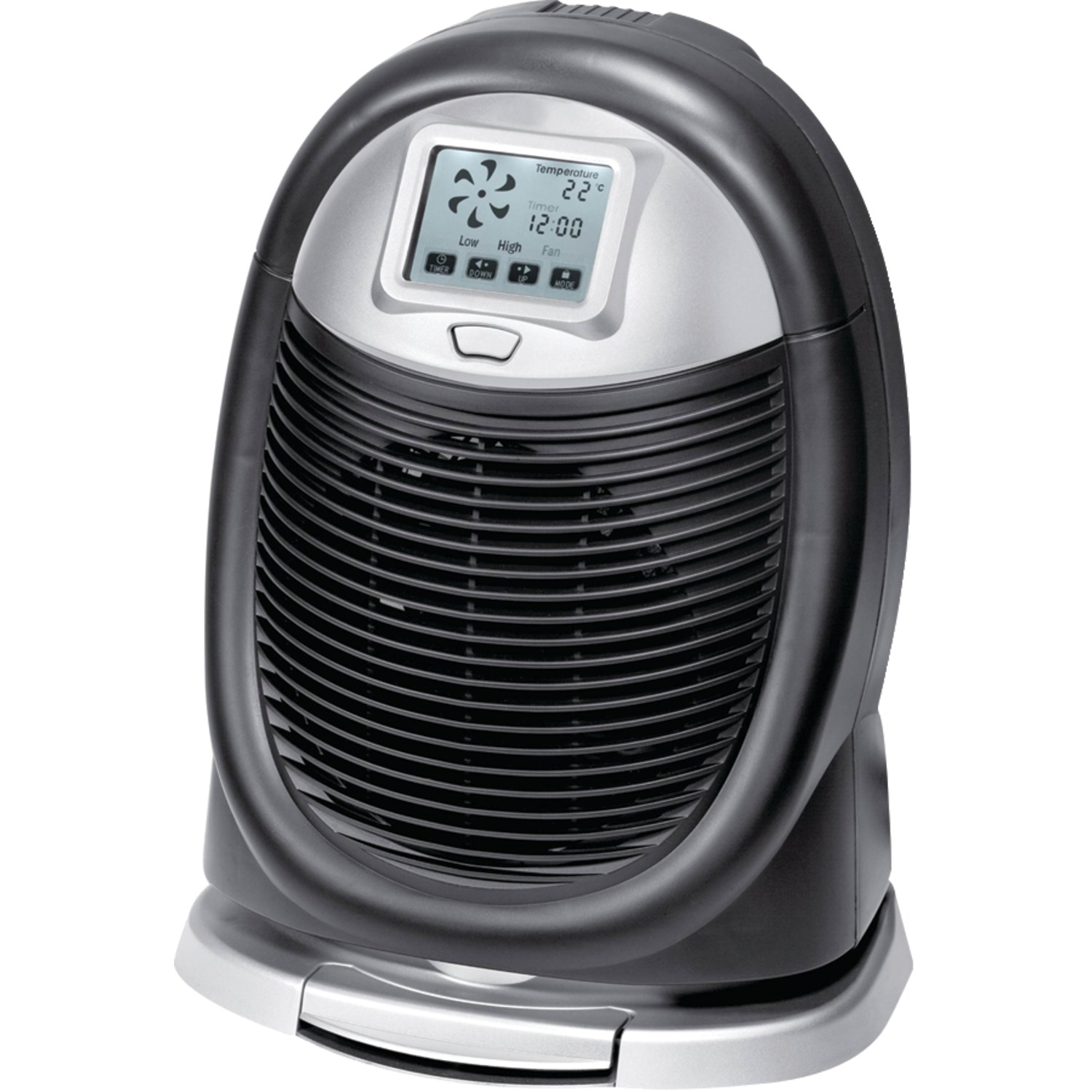 Optimus H 1410 Digital Oscillating Fan Heater With