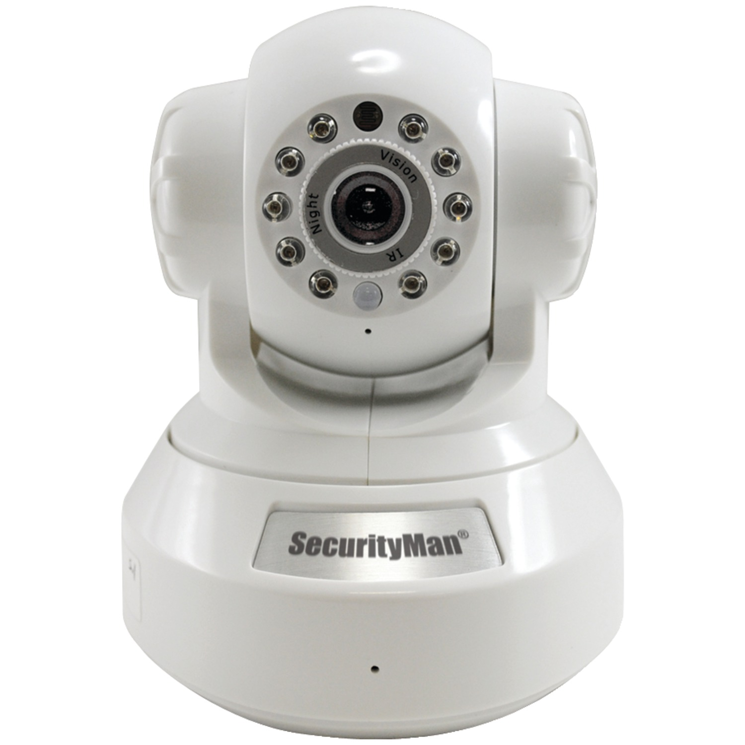 SECURITY MAN IPCAM-SD | DIY Wireless-Wired IP Camera