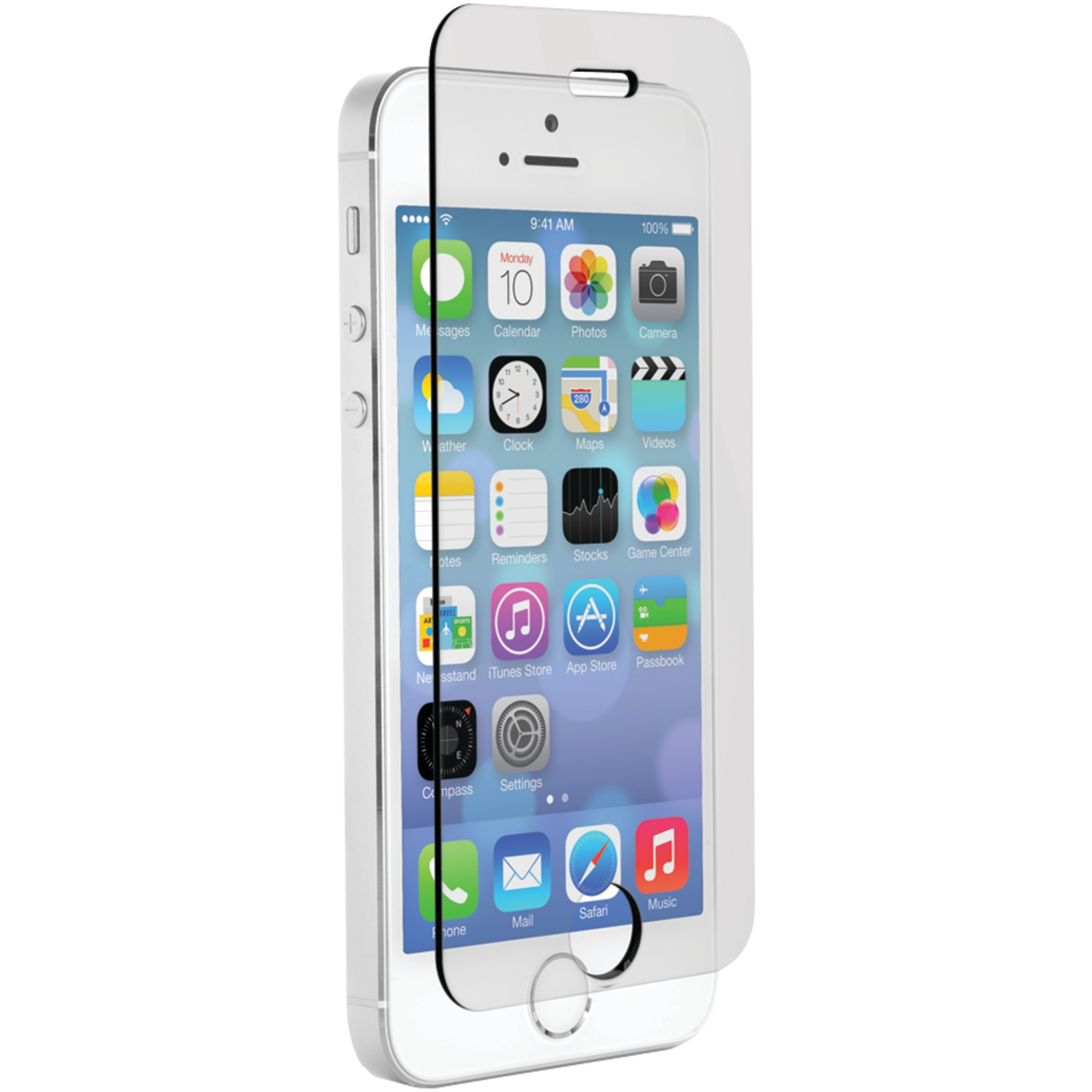 iphone 5s glass screen protector znitro 700358621987 iphone r 5 5s 5c nitro glass screen 17475