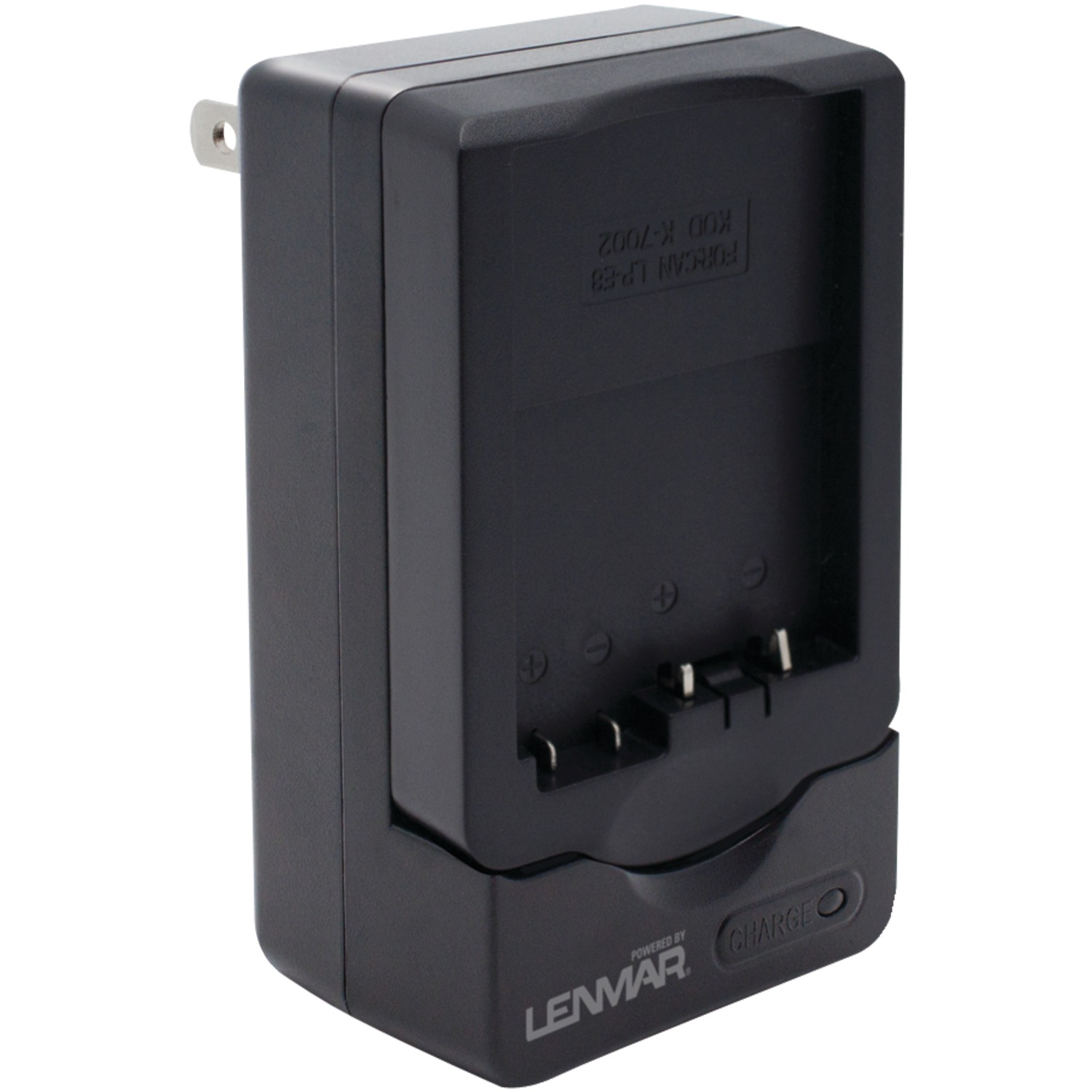lenmar cwlpe8 camera battery charger for canon lp e8. Black Bedroom Furniture Sets. Home Design Ideas