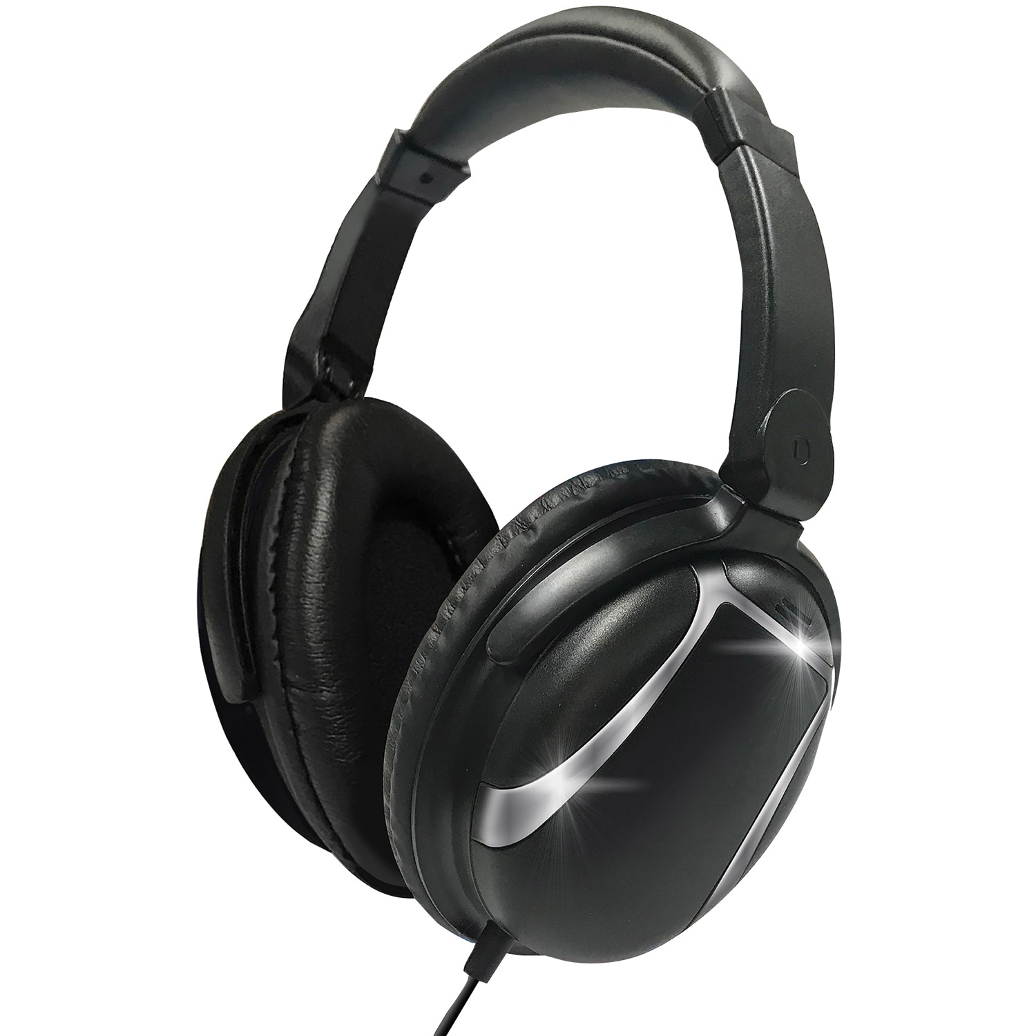 maxell r 199840 super bass over ear headphones with microphone. Black Bedroom Furniture Sets. Home Design Ideas
