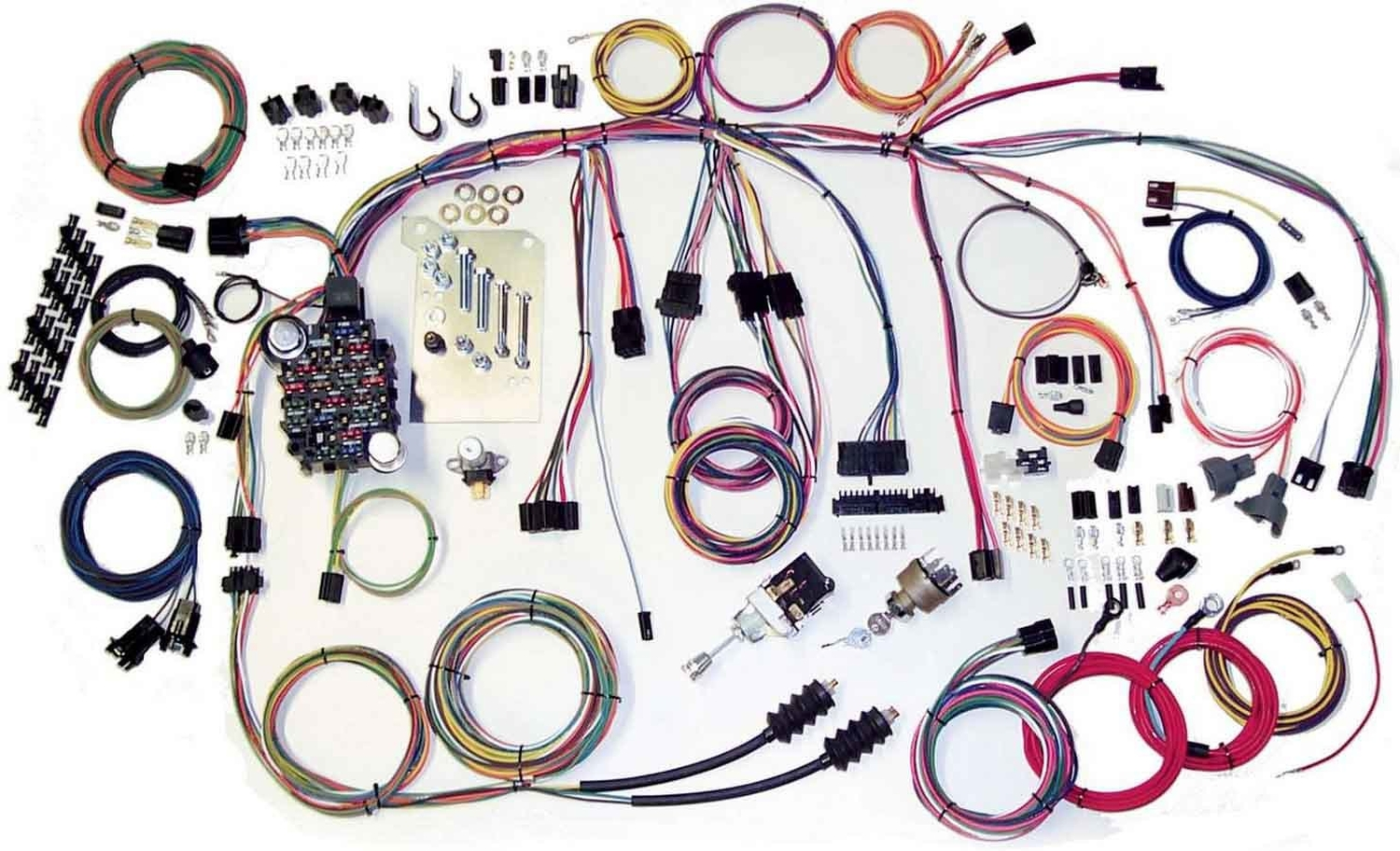 [DIAGRAM_5NL]  American Autowire 500560 Truck Wiring Harness for 60-66 Chevy for sale  online | eBay | Chevy Truck Wiring Harness Ebay |  | eBay