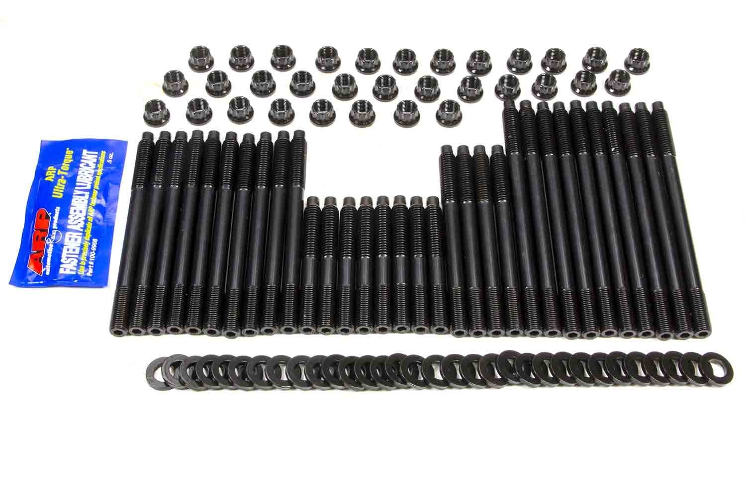 ARP 135-4302 Pro Series Black Oxide 12-Point Cylinder Head Stud Kit for Big Block Chevy