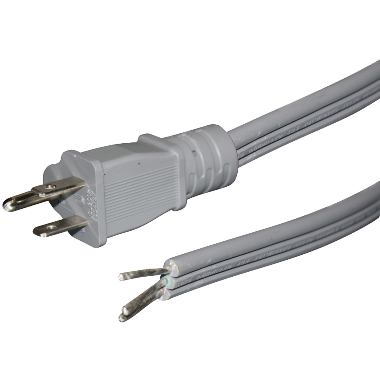 Flat Electrical Cable : Petra pet st flat appliance power cord ft