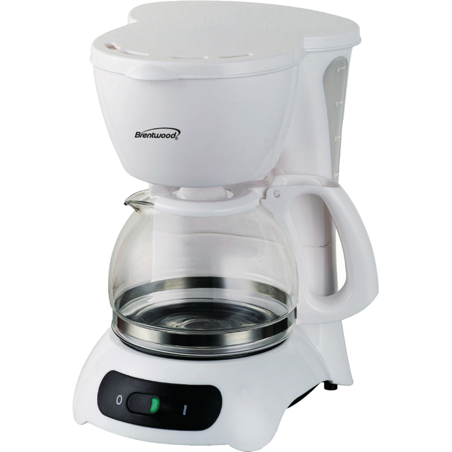 Coffee Maker Oxone 212 : BRENTWOOD TS-212 4-Cup Coffee Maker