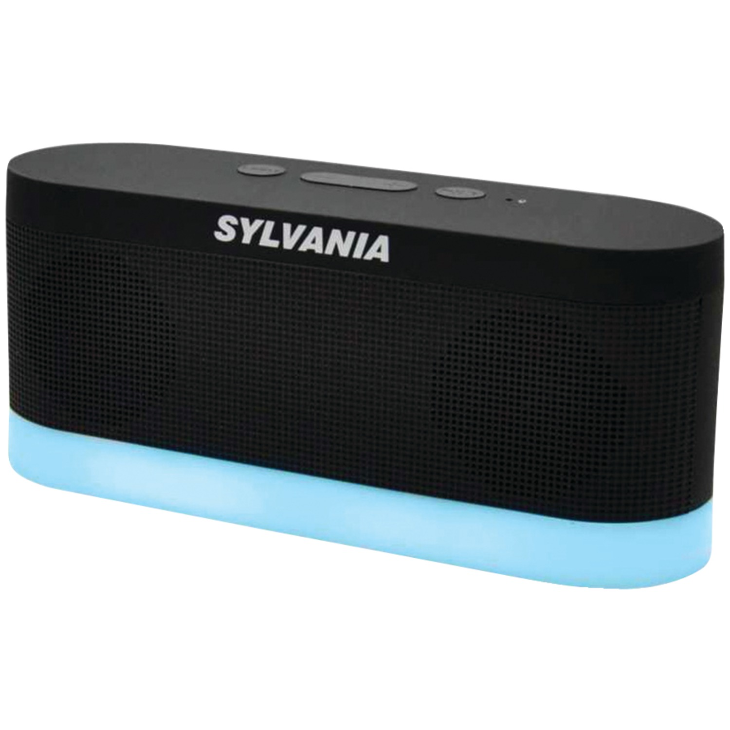 Sylvania Sp136 Black Bluetooth R Moonlight Speaker Black