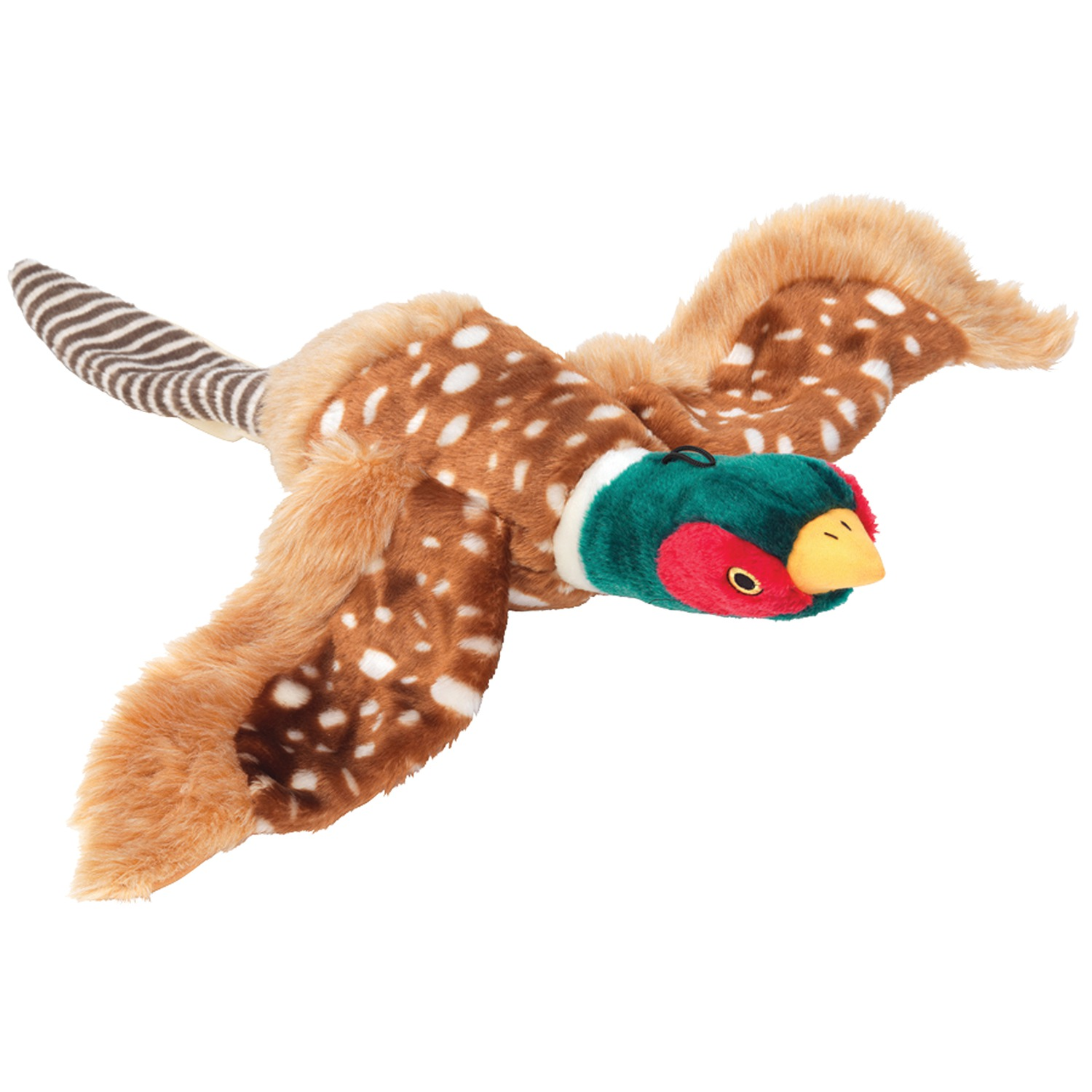 house of paws hp199xl plush pheasant dog toy xl. Black Bedroom Furniture Sets. Home Design Ideas