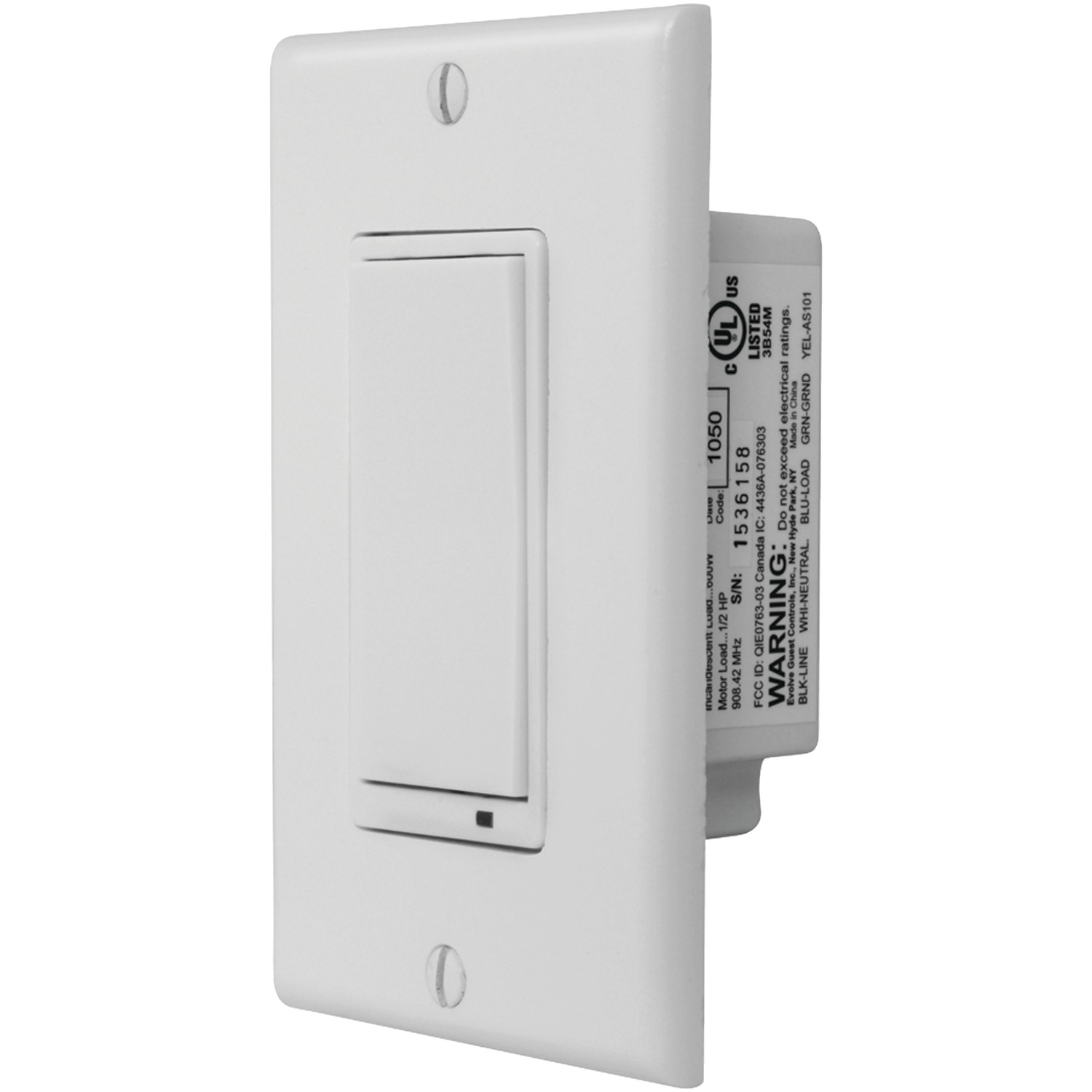 Gocontrol Wt00z5 1 Z Waver Smart 3 Way Switch Dimmer To