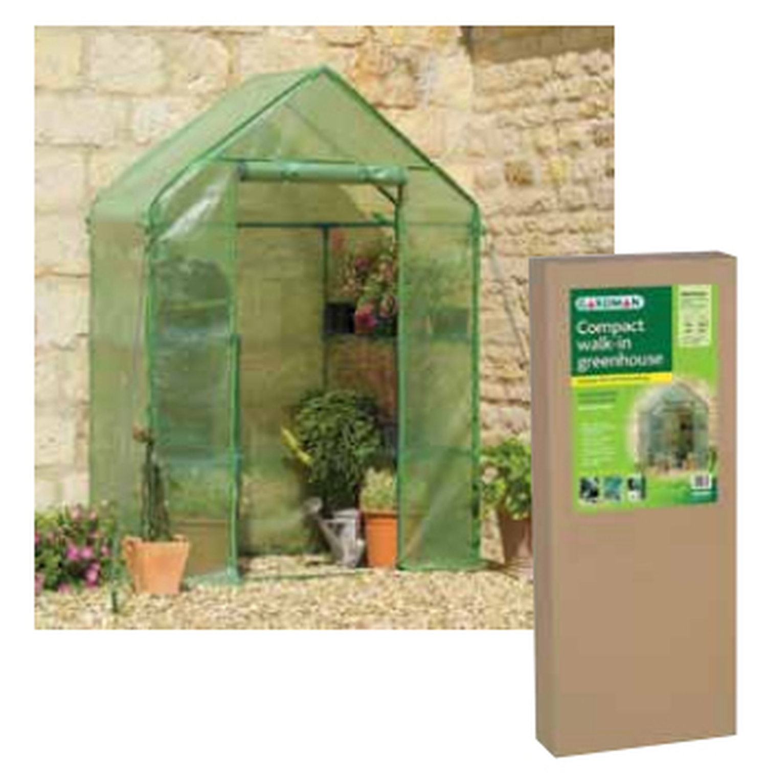 Gardman R687 4-Tier Mini Greenhouse. Review 2019 Archives ...