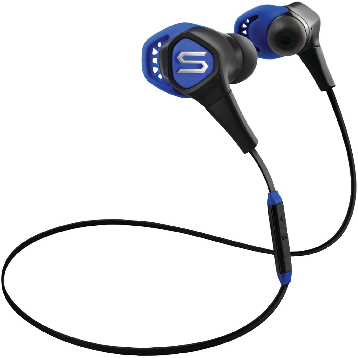 soul 81970479 run free pro hd bluetooth r sport earbuds blue. Black Bedroom Furniture Sets. Home Design Ideas