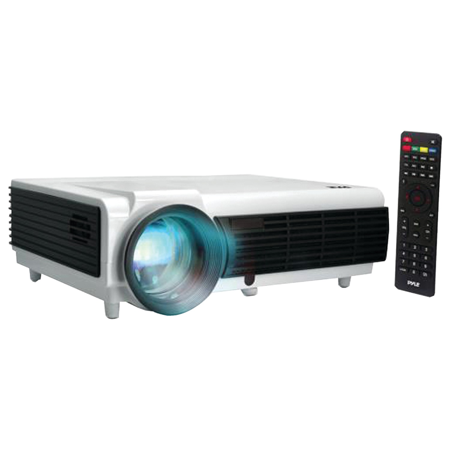 Pyle home prjd903 full hd 1080p digital multimedia projector for Hd projector reviews