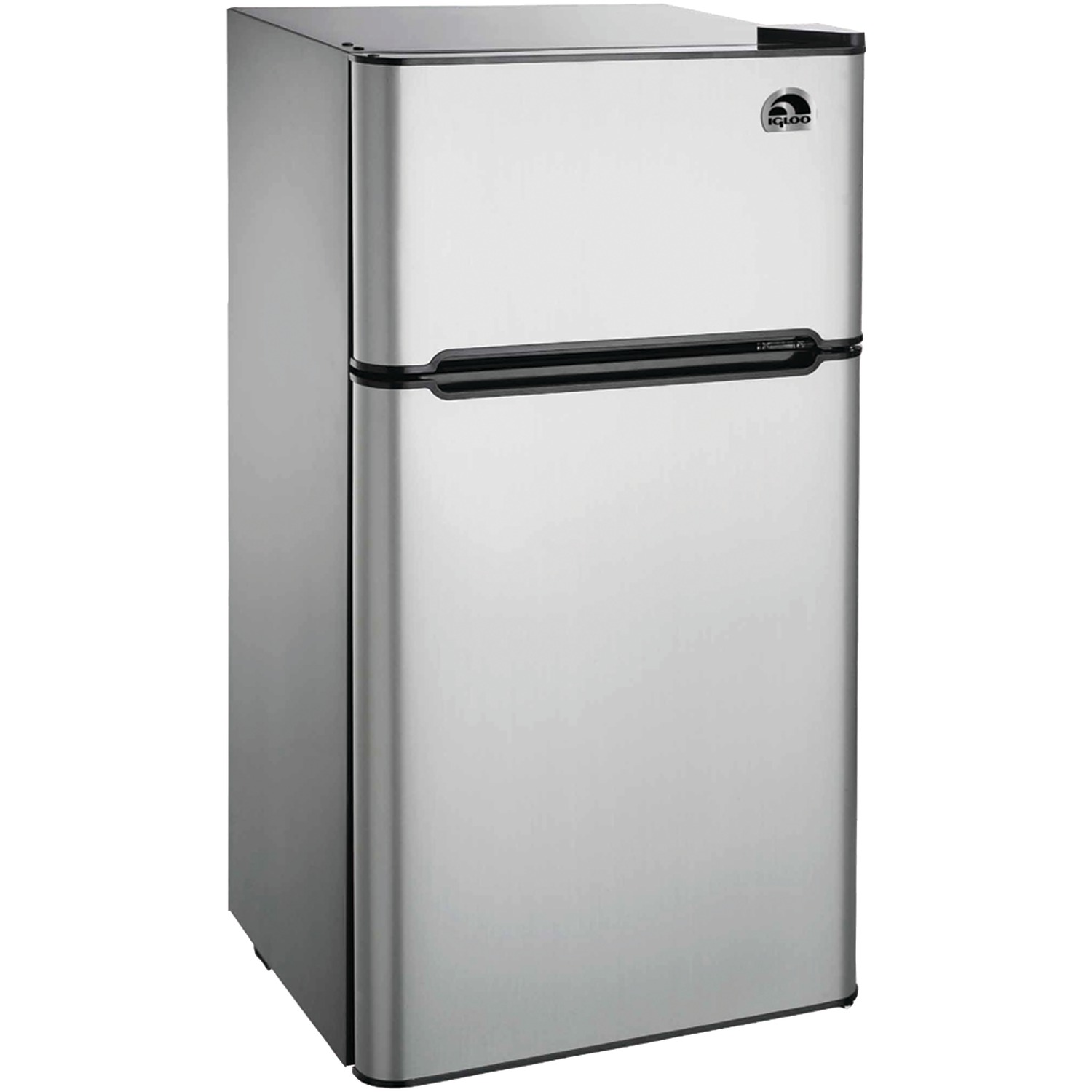 how to clean stainless refrigerator door