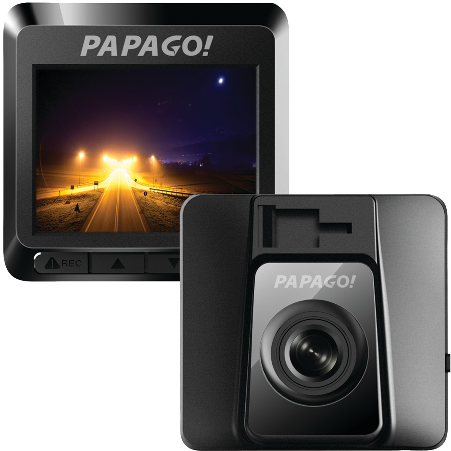 papago gs3888g gosafe 388 full hd mini dash cam with 8gb. Black Bedroom Furniture Sets. Home Design Ideas