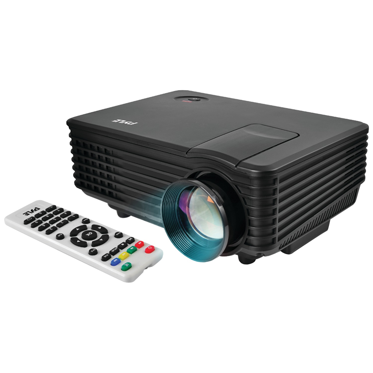 Pyle prjg88 prjg88 compact 1080p multimedia projector for Smallest full hd projector