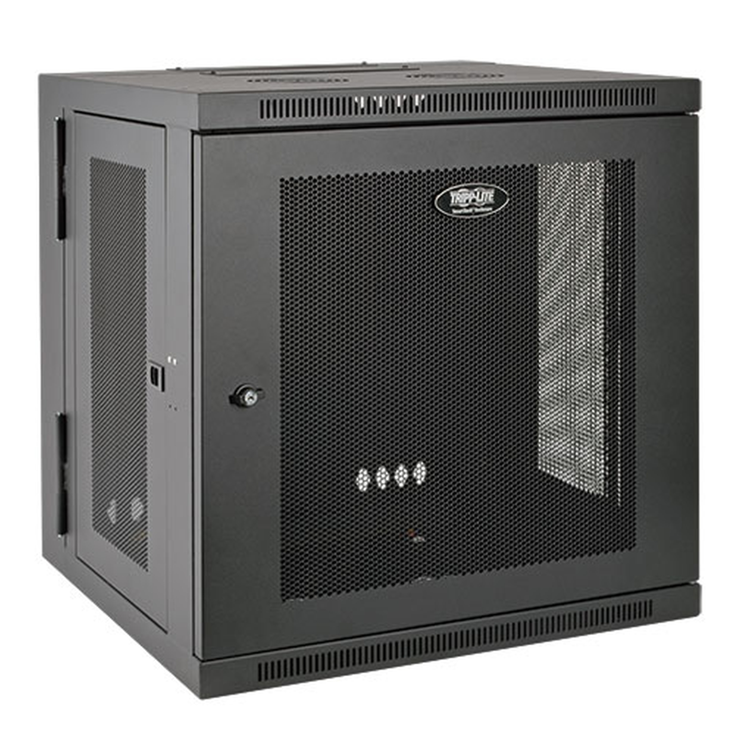 Tripp Lite Srw10us 10u Wall Mount Rack Enclosure Server
