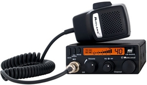 MIDLAND Full-Featured CB Radio with Weather Scan Technology 1001LWX