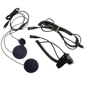 MIDLAND Closed-Face Helmet Headset Speaker-Microphone AVPH2