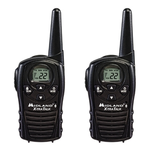MIDLAND 18-Mile GMRS Radio Pair Pack LXT118