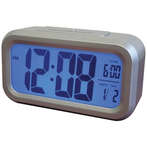 WESTCLOX Smart Backlight Alarm Clock 70045