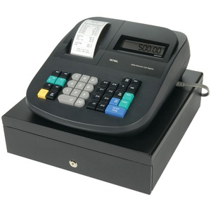 ROYAL 500DX Cash Register 29405B