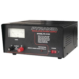 PYRAMID 20-Amp Power Supply PS21KX