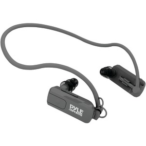 4GB Waterproof Neckband MP3 Player & Headphones (Black)