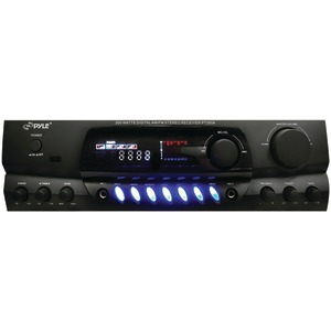 200-Watt Digital AM-FM Stereo Receiver