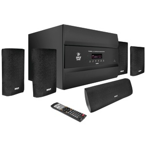 5.1-Channel 400-Watt HDMI(R) Home Theater System with Bluetooth(R)