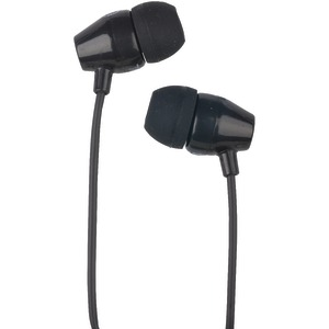 RCA Stereo Earbuds (Black) HP159BK
