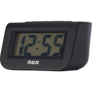 RCA Alarm Clock with 1 Inch. LCD Display RCD10