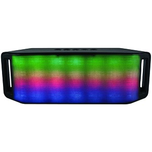 Rave Bluetooth(R) Stereo Speaker, Black