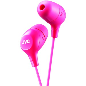 Marshmallow(R) Inner-Ear Headphones (Pink)
