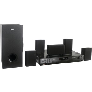 1000-Watt Home Theater System