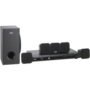 300-Watt Blu-ray(TM) Home Theater System with Wi-Fi