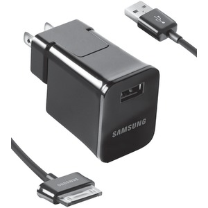 Samsung(R) Galaxy Tab(R) Travel Adapter with USB Cable