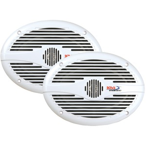 2-Way Marine Speakers (6 Inch. x 9 Inch.)