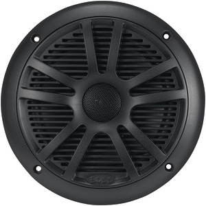 BOSS AUDIO Marine 6.5 Inch. Dual-Cone Speakers (Black) MR6B