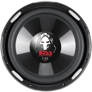Phantom Series Dual Voice-Coil Subwoofer (10 Inch.)