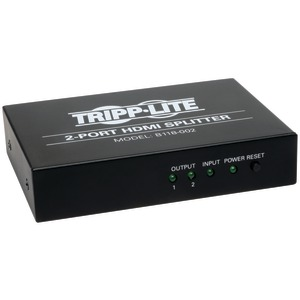 2-Port HDMI(R) Splitter