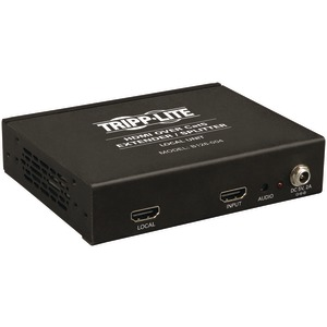 TRIPP LITE HDMI(R) Over CAT-5 Extender-Splitter 4 Port B126-004