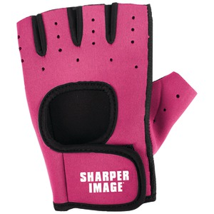 Fitness Gloves (Sm; Pink)