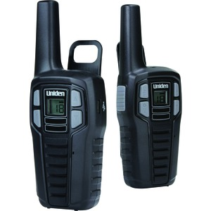 UNIDEN 16-Mile 2-Way FRS/GMRS Radios (2 pk; With 6 batteries) SX167-2CH