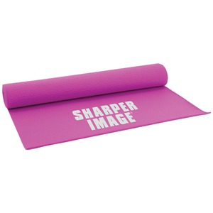 SHARPER IMAGE 10mm Foam Exercise Mat (Pink) SI-YM-1000-PNK